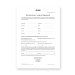 BVE - Beitrittserklärung / Antrag auf Mitgliedschaft