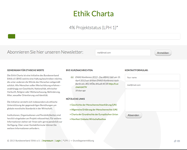 Ethik-Charta