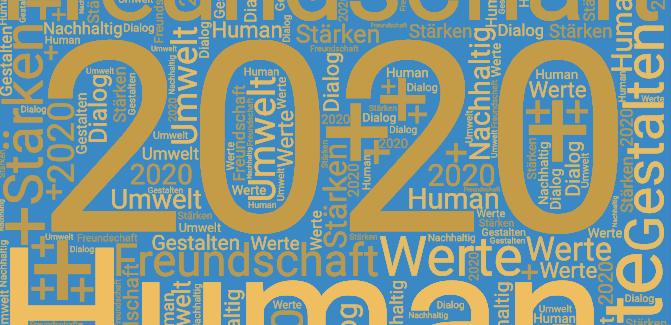 Ein gutes Neues Jahr 2020 wünscht Ihnen der Bundesverband Ethik